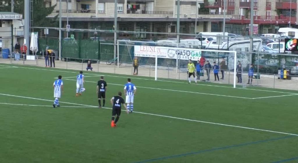 Beasainek penaltiz irabazi dio Somorrostro aurkari zuzenari