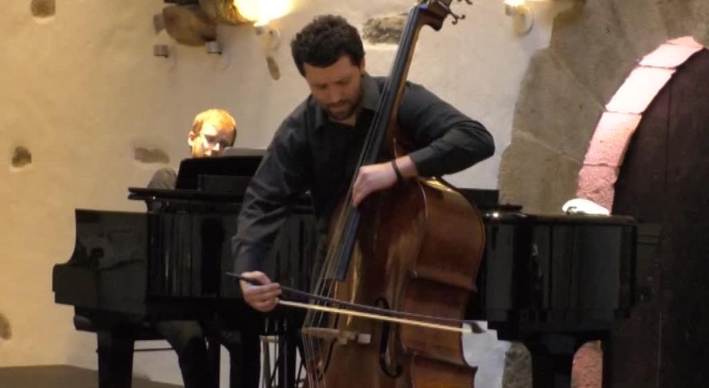 Pablo Solari eta Luis Gonzálezek irabazi dituzte Igartza Musika Bekak