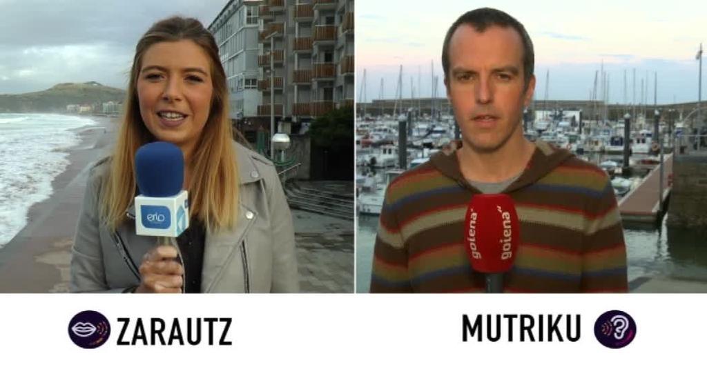 Euskaraldia 9 Zarautz-Mutriku
