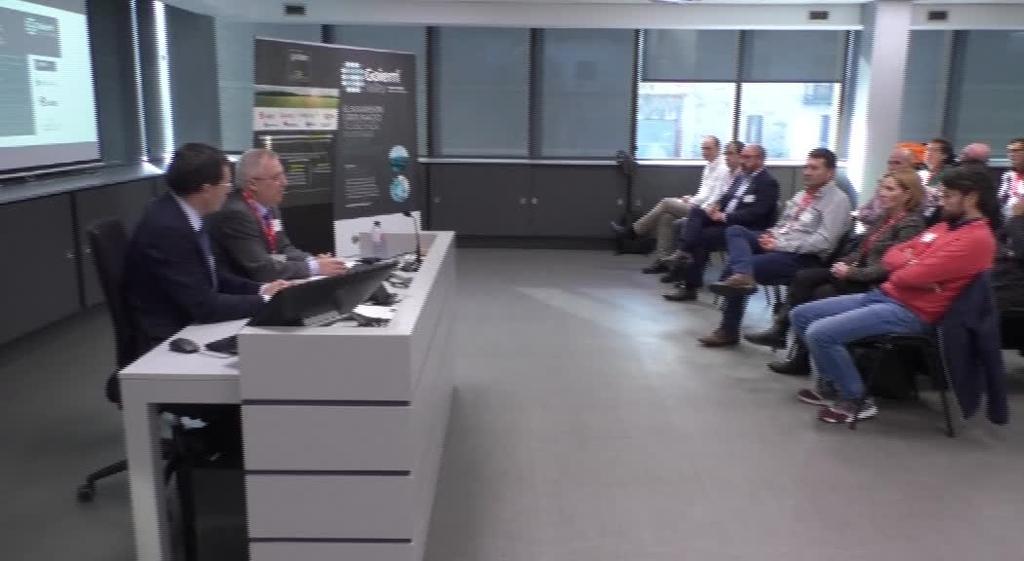 Efizientzia energetikoa izan dute hizpide Orklin Goierri Valleyren eskutik
