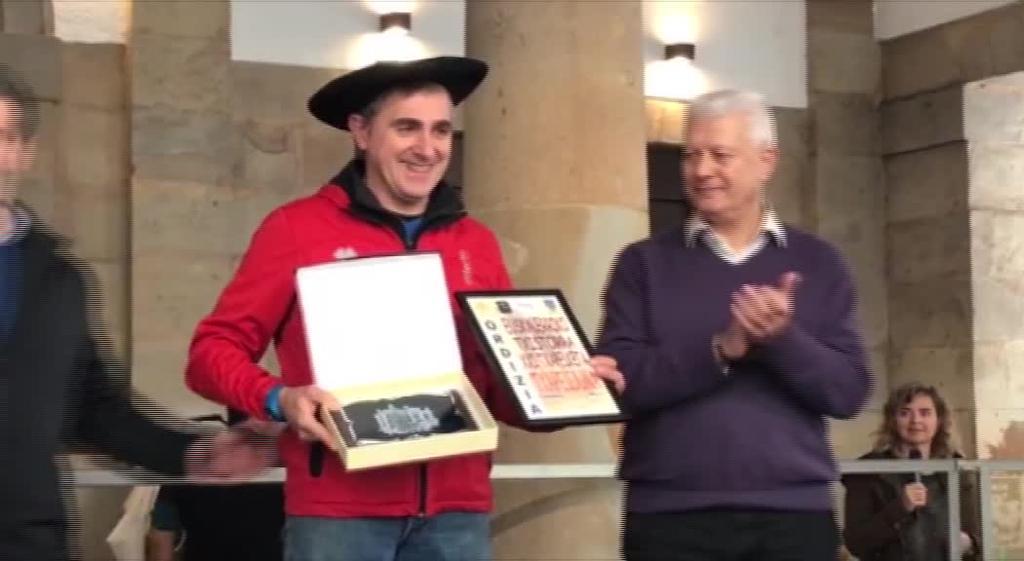 Oñatiko Jesus Odriozola Harategiak irabazi du E.H.-ko txistorra lehiaketa