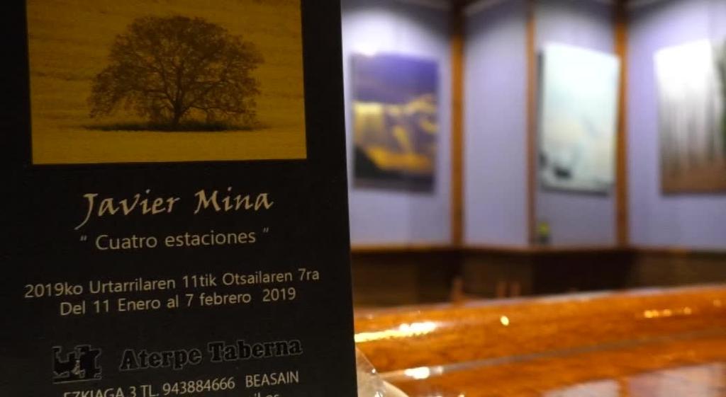Javier Minaren argazkiak, otsailaren 7ra arte Aterpe Tabernan ikusgai