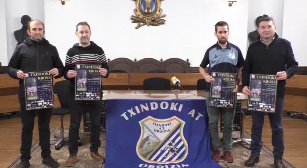 Euskadiko Kros Txapelketa Oiangun jokatuko  dute igandean