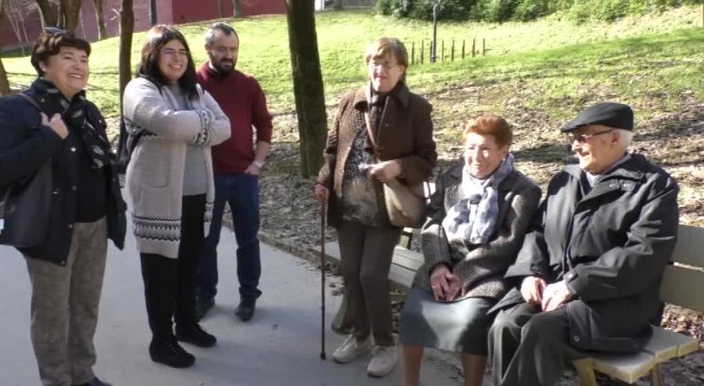 Platinozko ezteiak ospatzen dituzte Emiliana Garcia eta Vicente Vegak