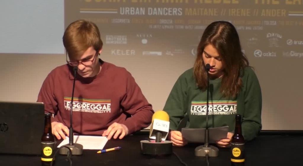Goi mailako egitarauarekin dator 5. martxoaren 30ean ospatuko den Legoreggae Goierriko Reggae jaialdia