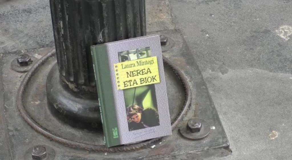 Liburuak Libro, irakurleek eta liburuek elkar aurki dezaten