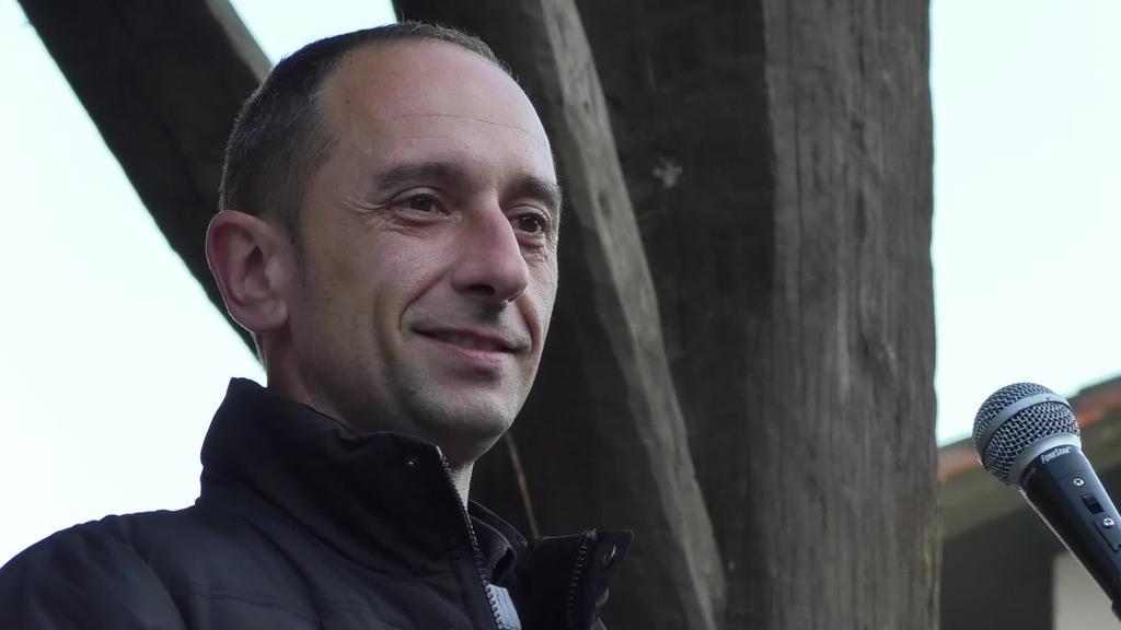 Asier Etxarri izango da EH Bilduren alkategaia Ormaiztegin