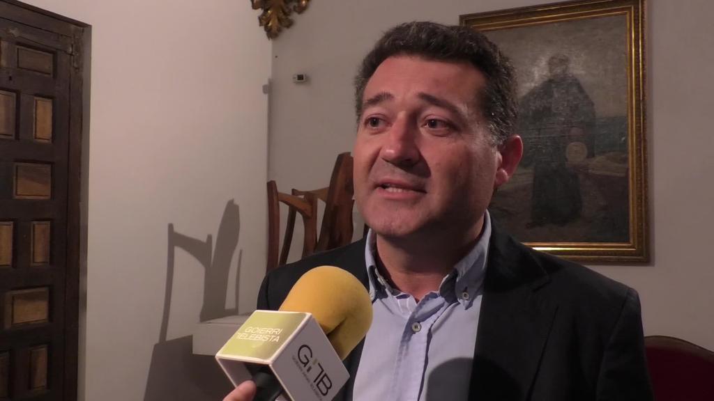 """J.M.Santamaria: """"Ordiziak aurrera egiteko taldea aurkezten dugu"""""""