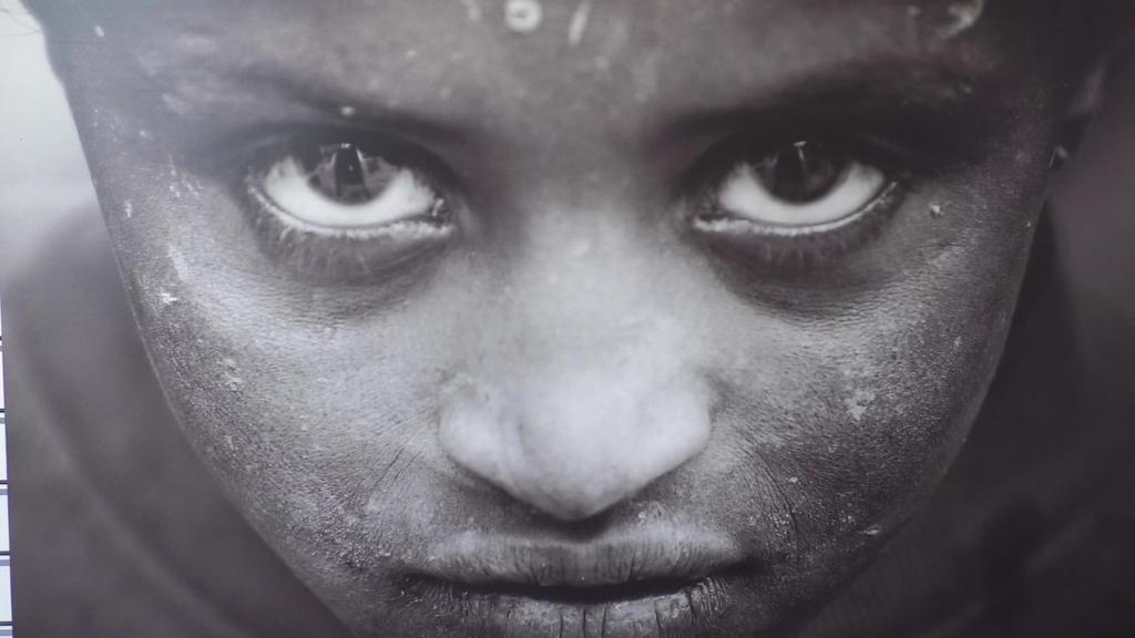 Nuria Faigen Etiopiako argazkiak Barrena Jauregian, maiatzaren 24ra arte