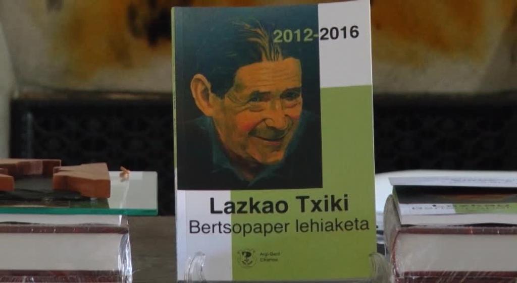 XXVIII. Lazkao Txiki Bertsopaper lehiaketan izena emateko epea irekita dago