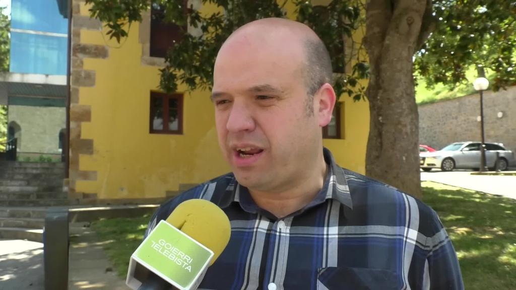"""Zegama Lantzen: """"Zegamaren tamainako herri bati  dagozkion zerbitzuak hobetu nahi ditugu"""""""