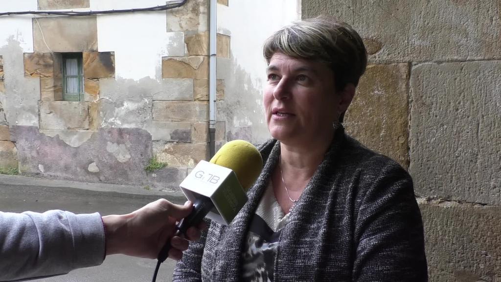 """Amaia Junquera: """"Elkarrekin egin behar dugu lan"""""""