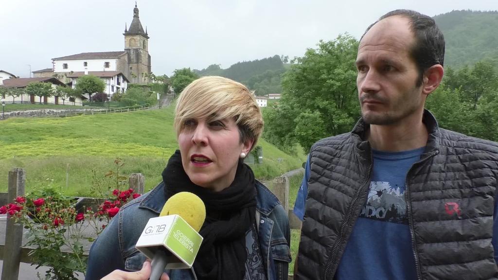"""Zeraingo Herri Kandidatura: """"Zerainen demokrazia zuzena aplikatzea eskatzen dugu"""""""
