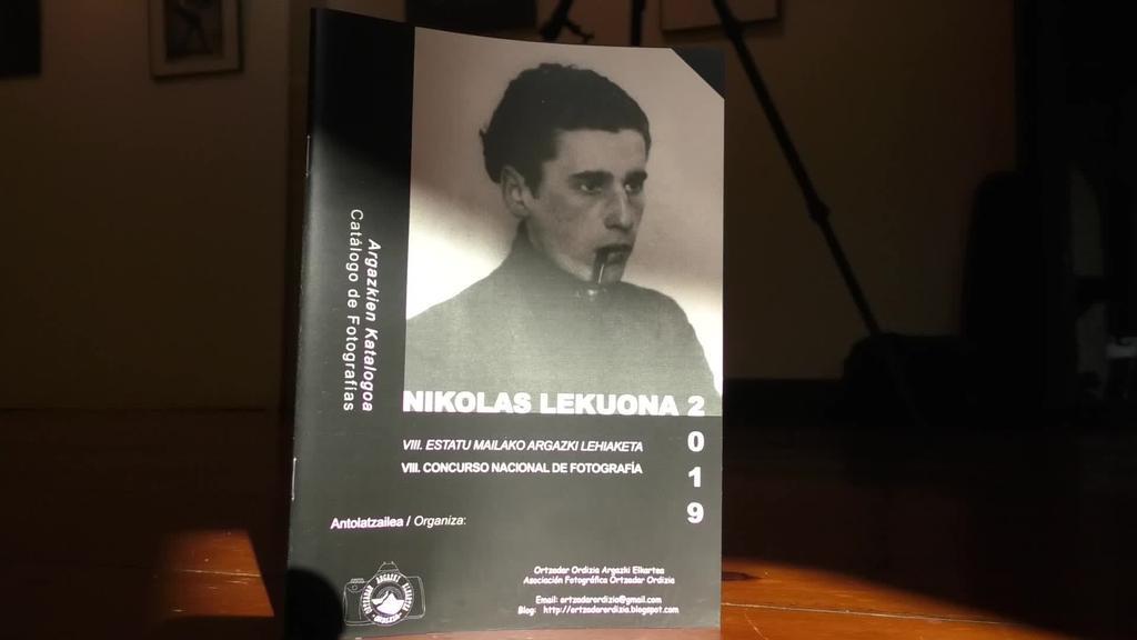 VIII. Nikolas Lekuona argazki lehiaketa ospatu dute