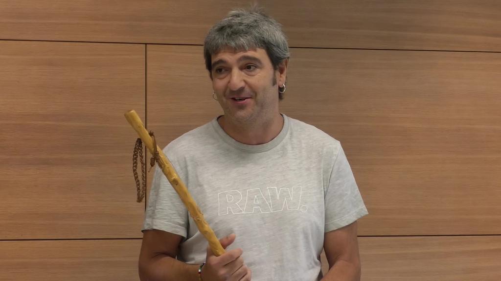 Idiazabalen Iñaki Alberdi EH Bilduko alkate berria izendatu dute