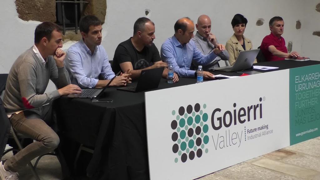 2018ko urtearen balantzea egin du Goierri Valley Elkarteak