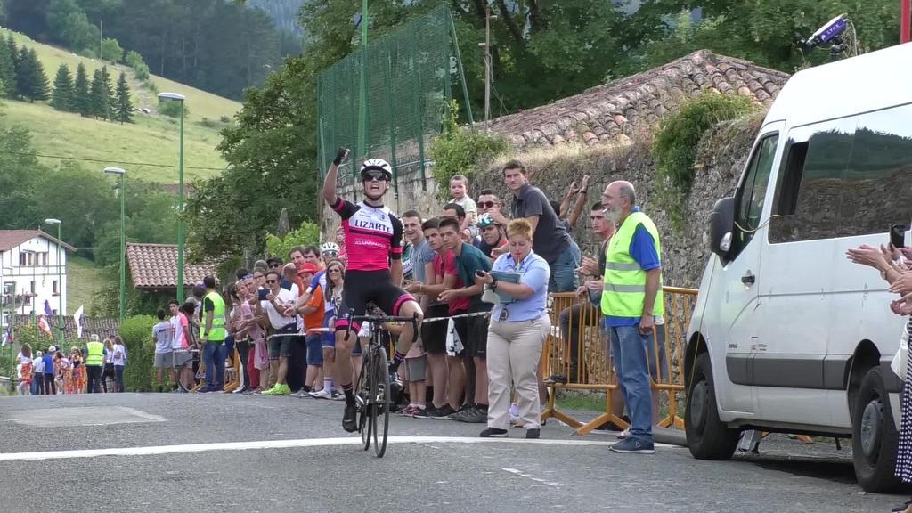 Sergio Araiz jaun eta jabe Seguran