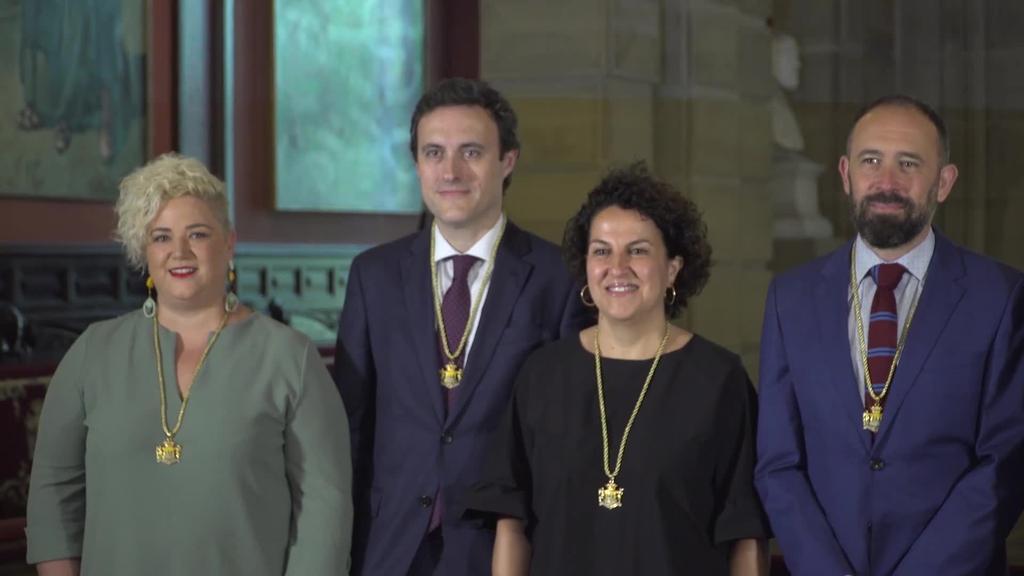 Ainhoa Aizpuru gabiriarra Proiektu Estrategikoetako diputatu izendatu dute