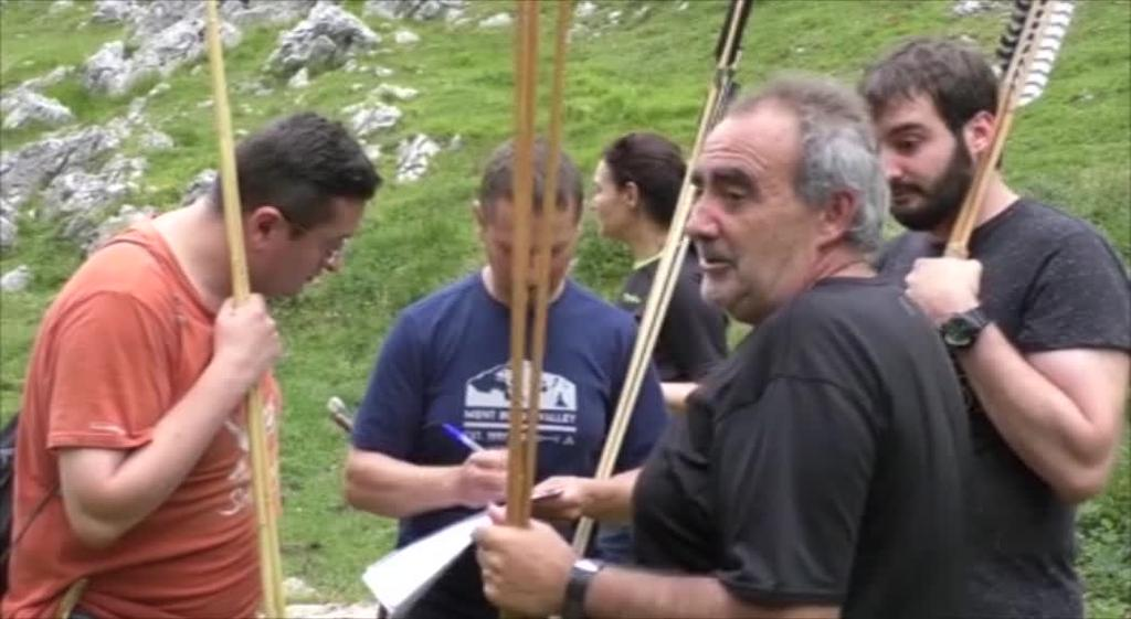 San Adrian-Leizarrate igarobidean 29. arku eta bultzagailu tiro txapelketa froga ospatuko da asteburuan
