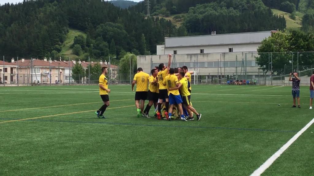 Embiel taldea nagusi Ordiziako kuadrila arteko futbol txapelketan