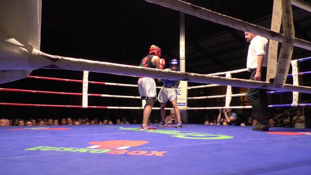 Kartel bikaineko 63. boxeo-gaua ospatu da Ordizian