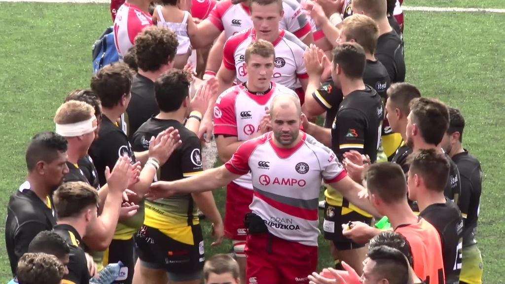 Garaipen ederra lortu zuen Ordizia Rugby-k ligaren estraineko partidan