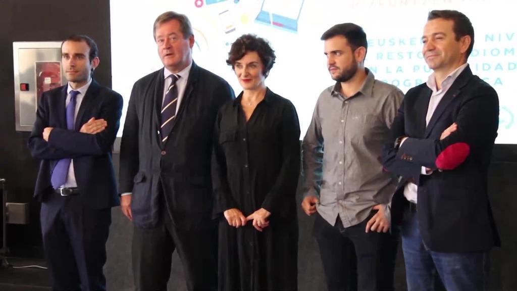 """""""Euskal PMP"""", publizitate programatikoa euskaraz egitea ahalbidetzen duen ekimena"""