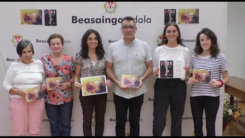 Kultur eskaintza zabala aurtengo Beasaingo Udazken kulturalean