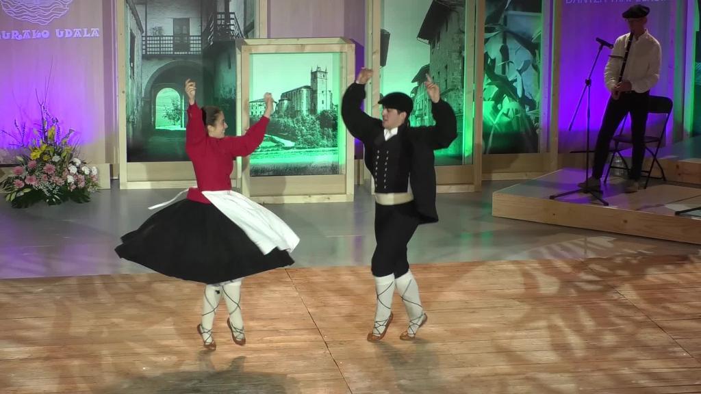 43. Euskal Herriko Dantza Txapelketa
