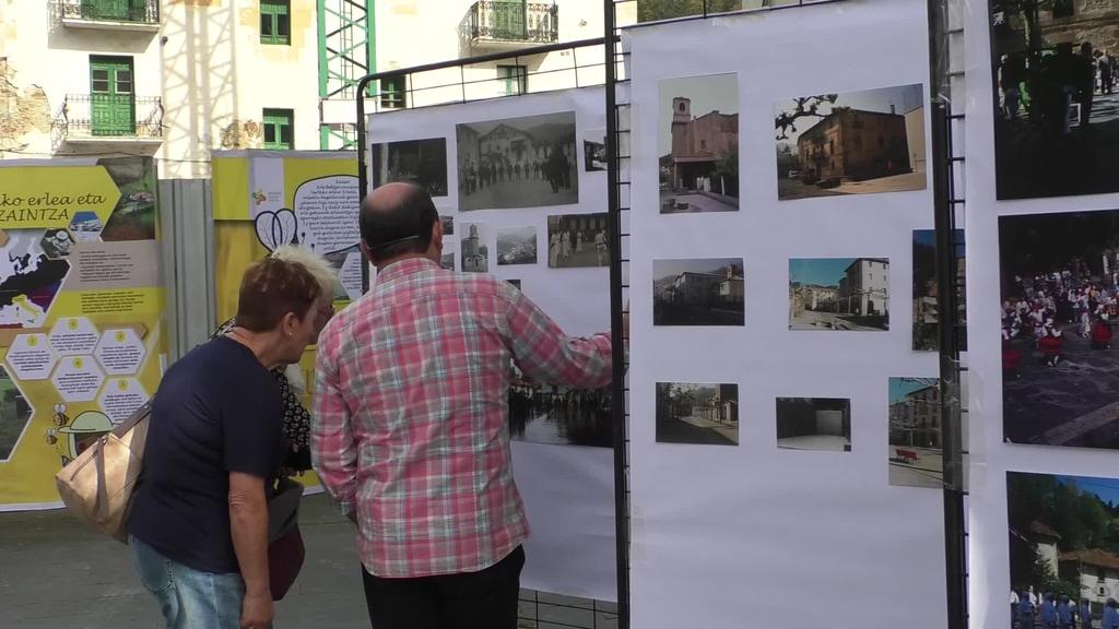Zaldibiako plaza eraberritzeko partaidetza prozesua jarri dute martxan