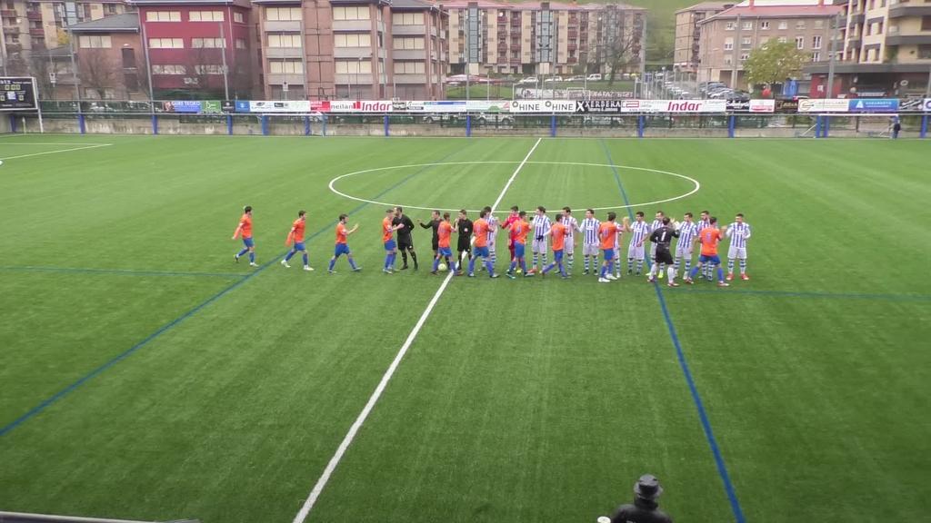 Beasain eta Tolosak berdindu egin zuten Gipuzkoarren arteko derbian (0-0)