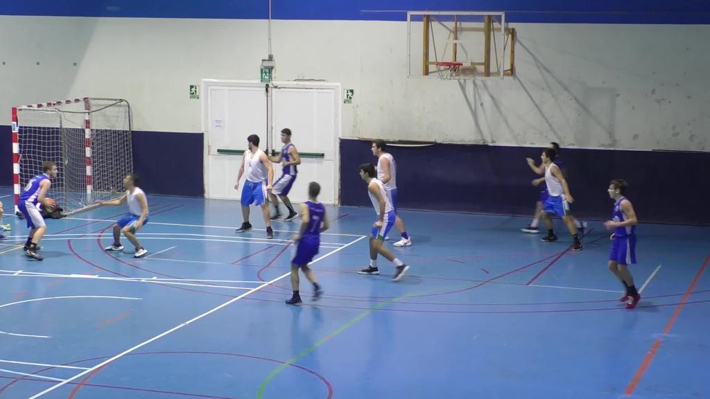 Garaipen garrantzitsua lortu zuen Ordizia saskibaloi taldeak Hernaniren aurka (56-50)