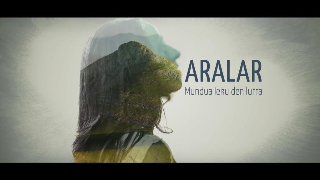 """Europako Natura 2000 sarietarako hautagaien artean  dago """"Aralar, mundua lkeu den lurra"""" pelikula"""