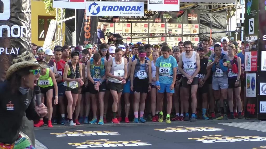 Hilaren 20an zabalduko dute Zegama Aizkorri mendi maratoian izena emateko epea