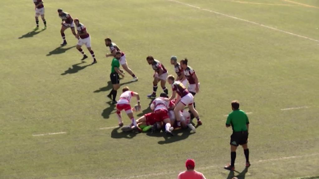 Ordizia rugby elkarteak Alcobendas liderra jasoko du igandean Altamiran