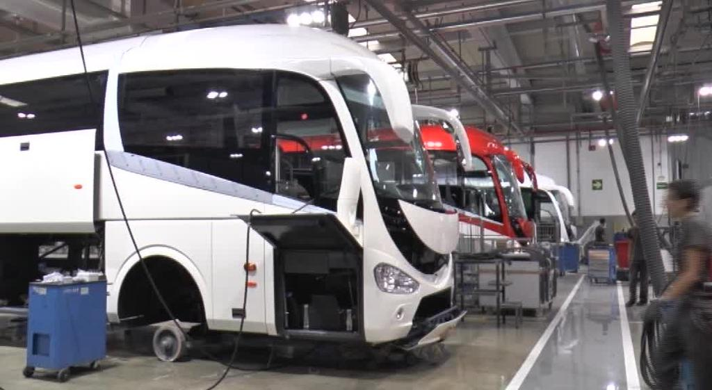 Irizar e-mobility energia berdeko elektromugikortasuneko lehen fabrika bihurtu da Europan