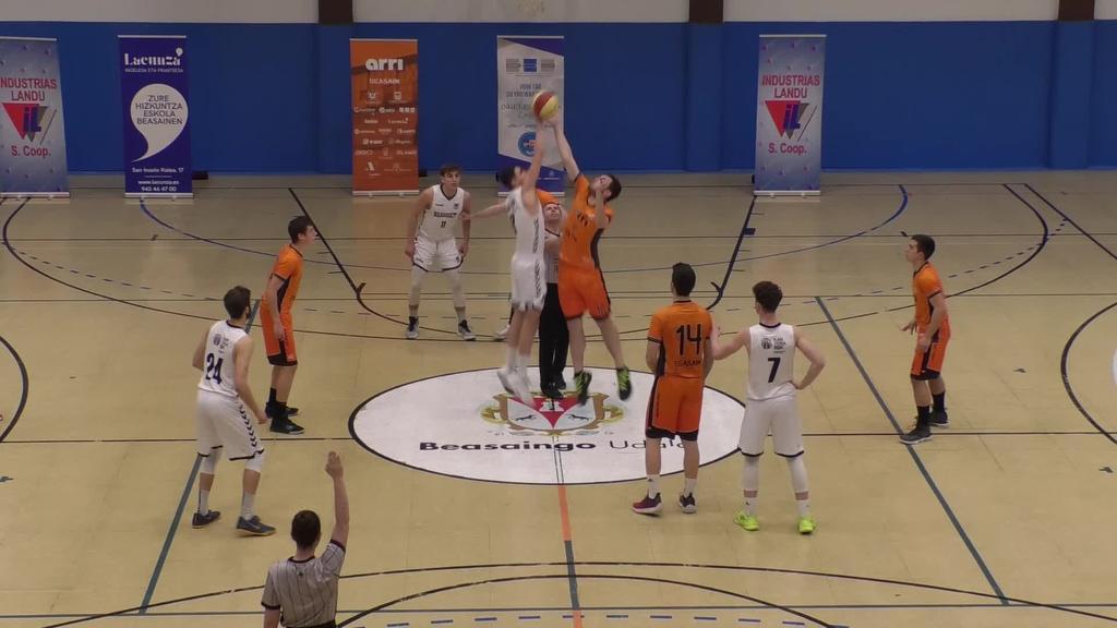 Partida handi bat jokatu arren, ez zuen garaipena lortzerik izan BKL taldeak Bilbao Basket-en aurka
