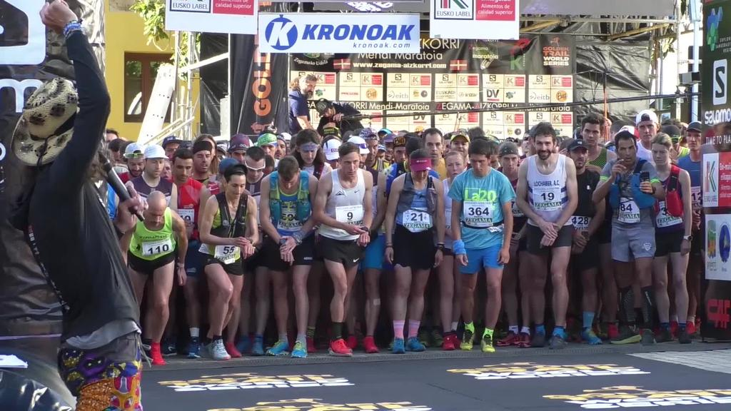 Zegama-Aizkorri maratoiaren aurtengo edizioa bertan behera geratu da COVID-19 a dela eta