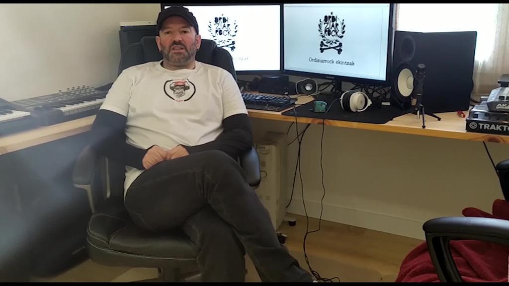 DJ Monky Man-en emanaldia streaming bidez jarraitu ahalko da datorren larunbatean arratsaldeko 18:00-tatik aurrera