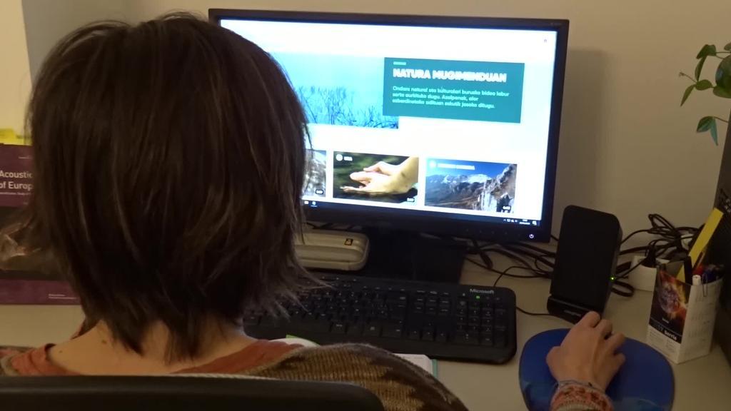 naturanhezten.eus webgunea sortu dute, hezkuntzaren bidez ingurune naturalekiko jarrerak aldatzeko