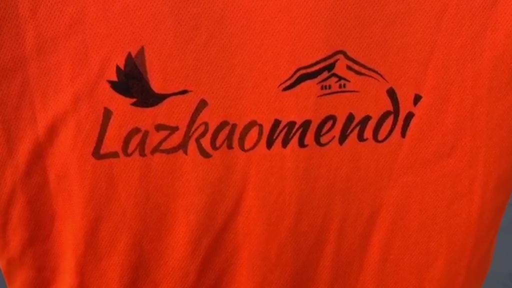 Aurtengo Lazkaomendiko festak, bideo modura