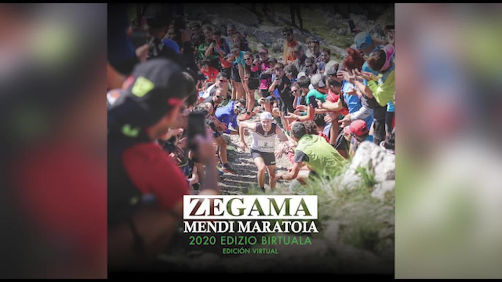 Zegama Virtual-en eskutik korrikalariek aurtengo Zegama-Aizkorriko edizioan parte hartzeko aukera izango dute