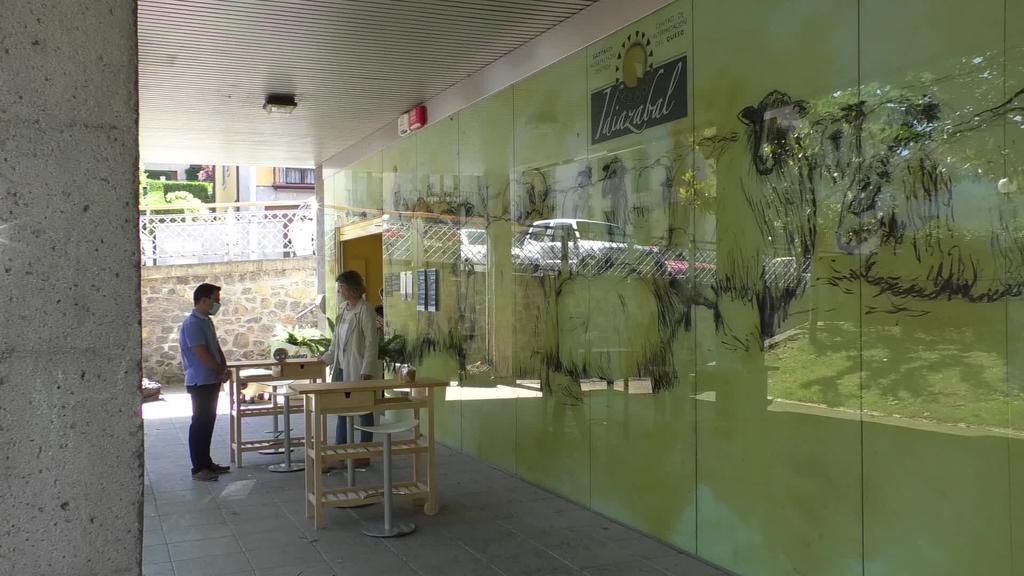 Goierriko museo eta interpretazio zentroak, bisitariak jasotzeko prest