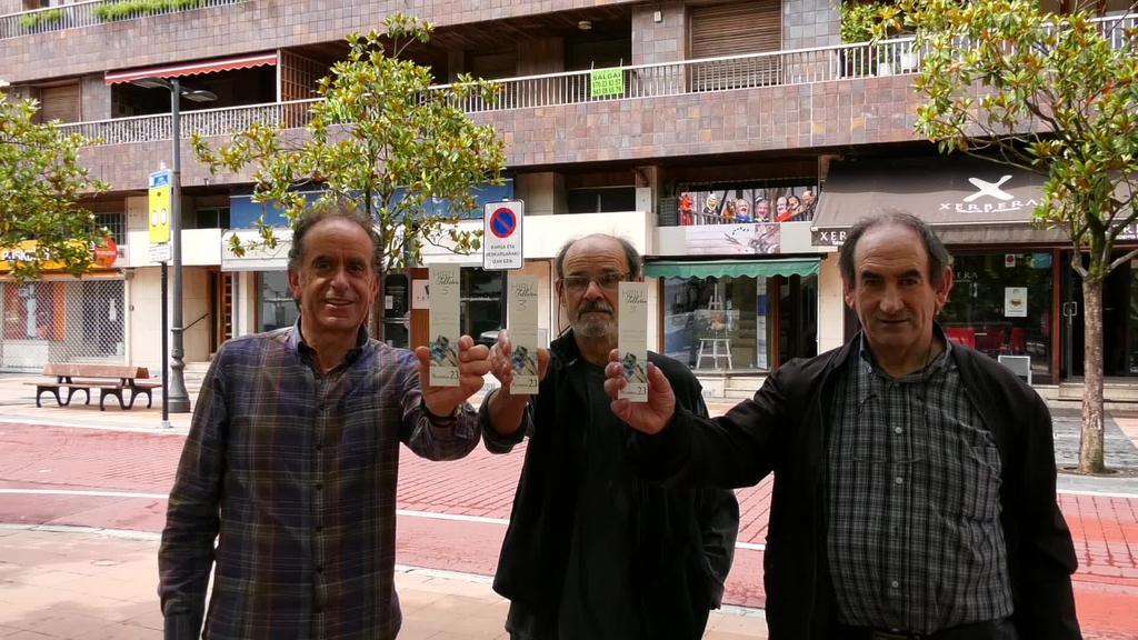 Goierriko hiru Telleriarrek argazkilaritza eta  margolaritza uztartuko dituzte bisita gidatu batean