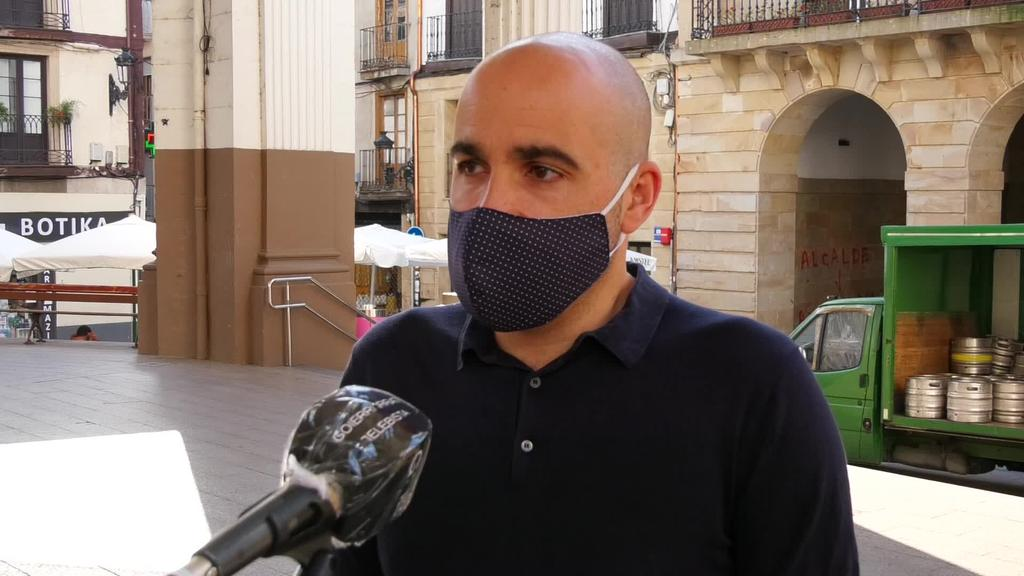 Adur Ezenarro: pozik EH Bilduren emaitzekin eta Ordizian betetako neurriekin