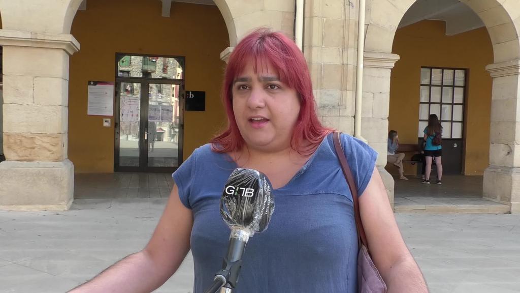 Eva Álvarez sozialistak atzoko  hauteskundeen gaineko balantzea eskaini digu