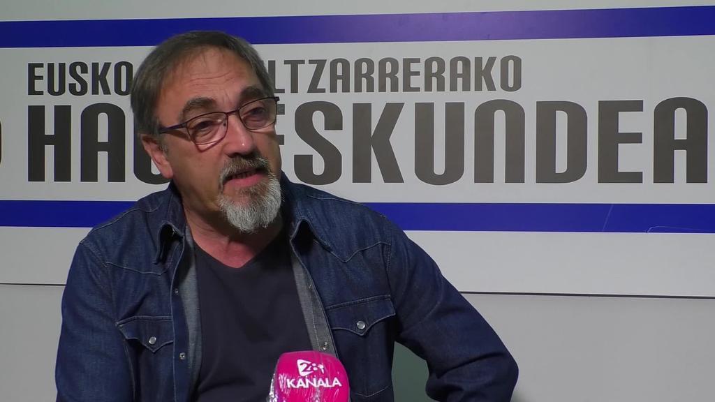 """Pello Achucarro: """"PP-Cs koalizioa ez da asimilatu"""""""