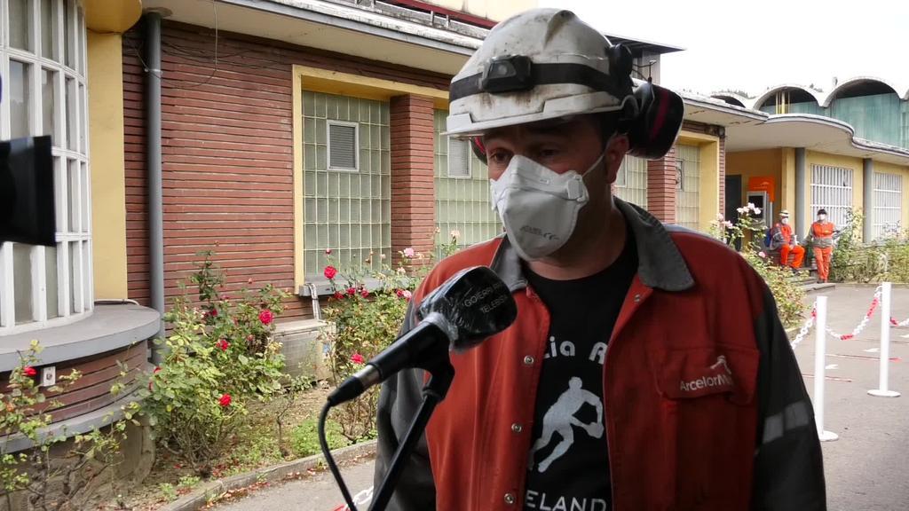 Lan baldintzak hobetzeko asmoarekin Arcelor Olaberriako langileek grebara joko dute