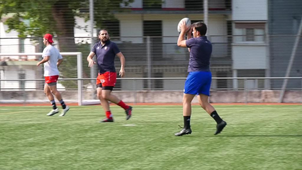 Ordizia Rugby elkartea jada Altamiran dabil entrenatzen datorren denboraldia prestatzeko asmoarekin