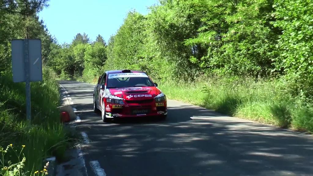 Goilurrak rallya Uztailaren 25 eta 26ean ospatuko da, 2 etapa ezberdinetan beteko diren 93 kilometrotan